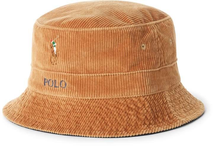 3b37fbd76 Corduroy Bucket Hat