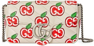 Gucci Chinese Valentine's Day GG Marmont super mini bag