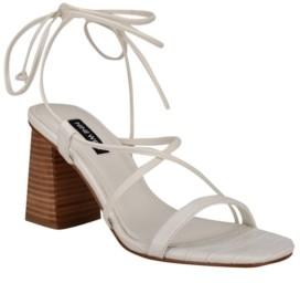Nine West Women's Young Dress Sandals Women's Shoes