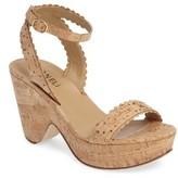 VANELi Women's Ephie Ankle Strap Platform Sandal