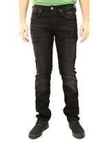 Buffalo David Bitton Men's Evan Slimmer Straight Leg Jean In