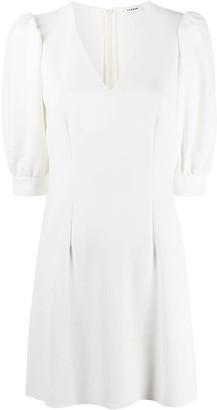 P.A.R.O.S.H. V-neck mini dress