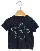 Stella McCartney Boys' Star Print Jersey Knit Shirt