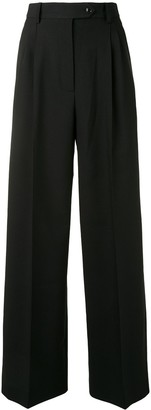 Beaufille High-Waisted Wide Leg Trousers
