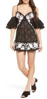 For Love & Lemons Women's Matador Lace Minidress