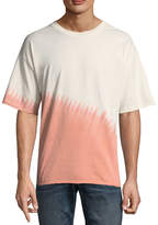Arizona Short Sleeve Drop Shoulder Crew Neck T-Shirt