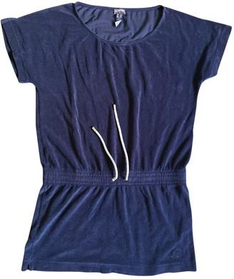 Vilebrequin Navy Cotton Dress for Women