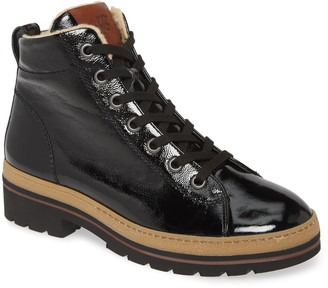 Paul Green Crane Faux Fur Lined Boot
