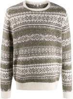Alex Mill fairisle pattern jumper