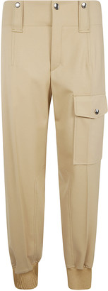 Chloé One-side Cargo Pocket Trousers