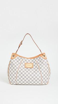 Shopbop Archive Louis Vuitton Galliera Pm Damier Azur Bag