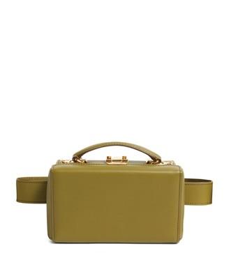 Mark Cross Leather Grace Belt Bag