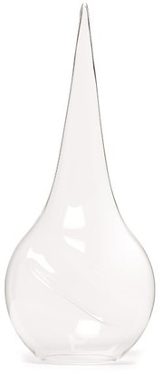 Alighieri Large Hand-blown Glass Jewellery Stand - Clear