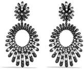 David Yurman Double Drop Earrings With Diamonds