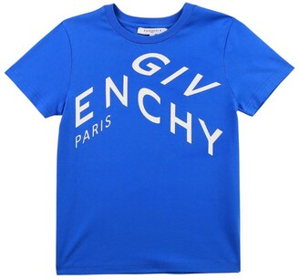Givenchy Kids Abstract Logo T-Shirt (4-14 Years)
