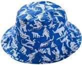 Acme Baby Girls Dinosaur Bucket Style Summer Sun Beach Hat Caps Size 46cm