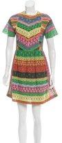 Valentino 2015 Lace Mini Dress