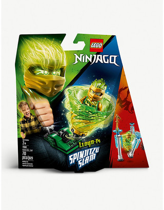 Lego Ninjago Spinjitzu Slam Lloyd spinner set