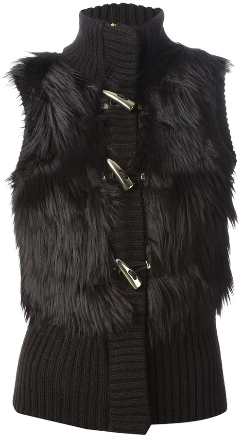 MICHAEL Michael Kors sleeveless toggle gilet