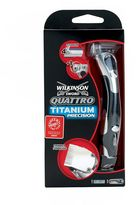 Wilkinson Sword Quattro Titanium Precision Razor