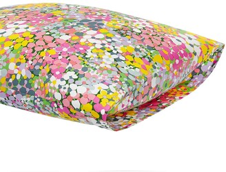 Kate Spade Floral Dots Comforter 3-Piece Set - Full/Queen - Lilac