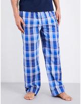 Polo Ralph Lauren Checked Cotton-poplin Pyjama Bottoms