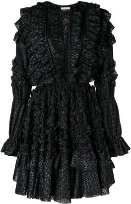 Faith Connexion ruffled dress