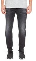 G Star '3301' Slim Fit Jeans (Dark Aged Black)