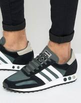 Adidas Originals La Trainer Og In Green Bb2861