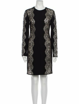 Stella McCartney 2013 Mini Dress w/ Tags Black