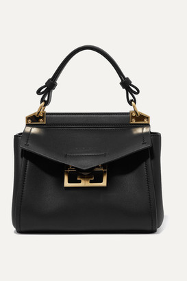 Givenchy Mystic Mini Leather Tote - Black