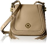 Oryany Margaret Saddle Cross-Body Bag
