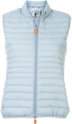 Save The Duck Giga high-neck quilted gilet