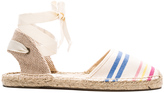 Soludos Candy Stripe Classic Sandal