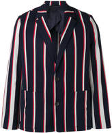 Henrik Vibskov 4Ever striped blazer