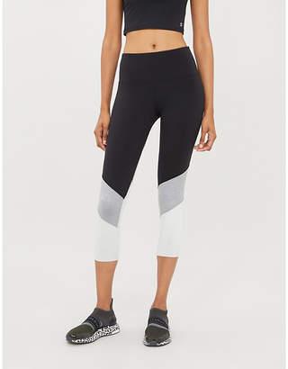 Lorna Jane Crunch Time Core stretch-jersey leggings
