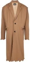 Haculla single breasted coat