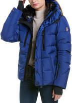 Moncler Rodenberg Short Down Coat