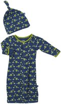 Kickee Pants Layette Set (Baby)-Twilight Moped-18-24 Months