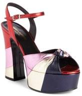 Saint Laurent Women's Candy Platform Sandal
