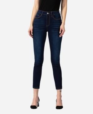 VERVET Women's High Rise Skinny Ankle Jeans