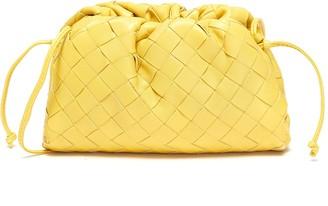 Bottega Veneta 'The Pouch Mini' intrecciato leather clutch