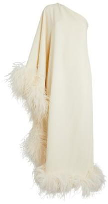 Taller Marmo Piccolo Fringe Midi Dress