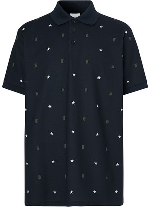 Burberry TB star polo shirt
