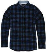 Brave Soul Mens Duffey Long Sleeve Check Shirt (M)