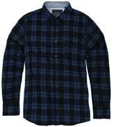 Brave Soul Mens Duffey Long Sleeve Check Shirt (XL)