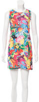 Moschino Toy Print Cover-Up Dress