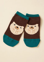 ModCloth Care to Cuddle? Socks