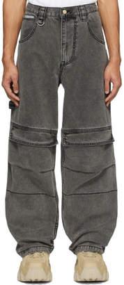 Eytys Black Titan Max Jeans