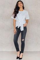 Calvin Klein High Rise Skinny Rebel Jeans